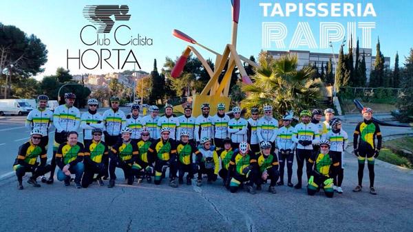 Tapisseria-Rapit-Barcelona-Patrocina-Club-Ciclista-Horta-600x